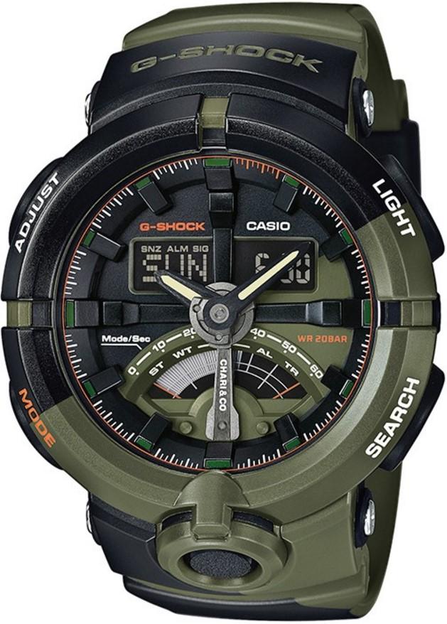 Мужские часы Casio G-Shock GA-500-1AER