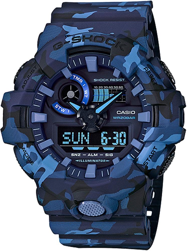 Мужские часы Casio G-Shock GA-700CM-2AER