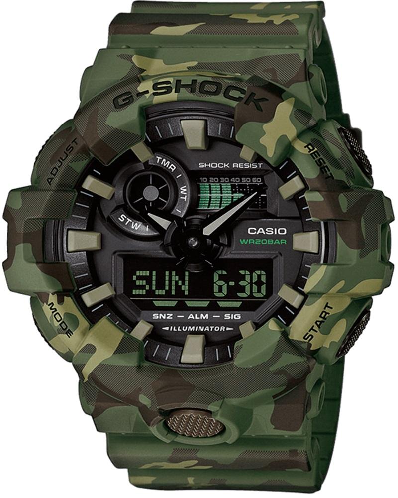 Мужские часы Casio G-Shock GA-700CM-3AER