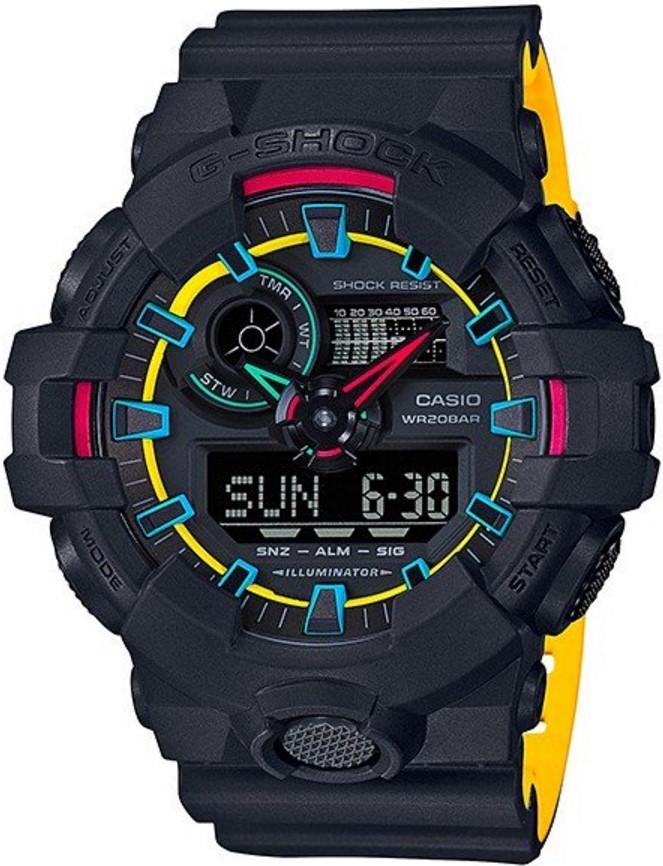 Мужские часы Casio G-Shock GA-700UC-8AER