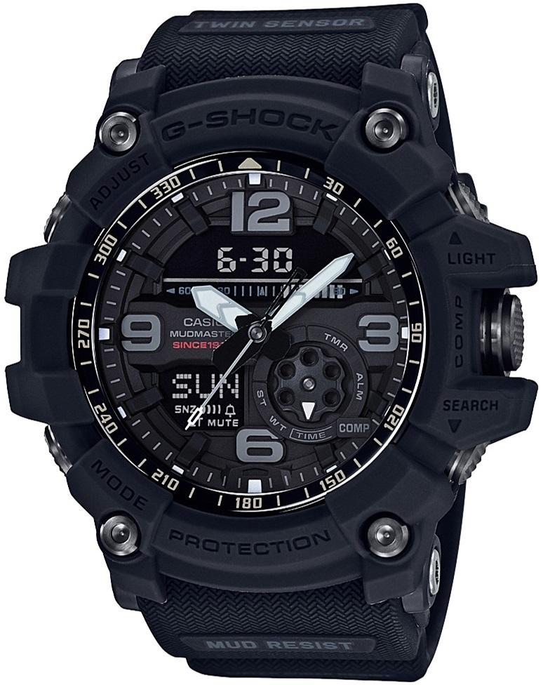 Мужские часы Casio G-Shock GG-1035A-1AER