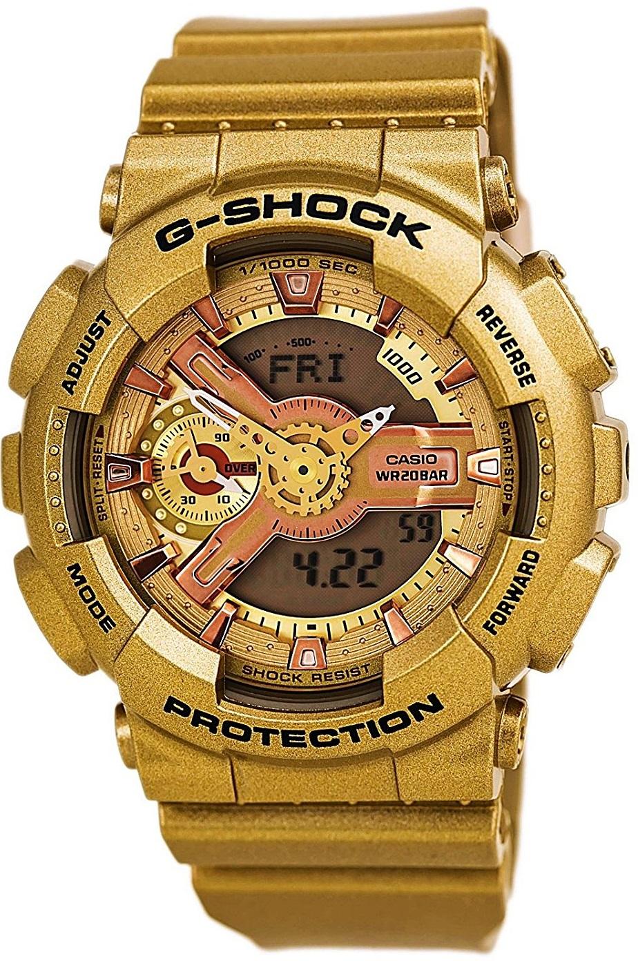 Мужские часы Casio G-Shock GMA-S110VK-9AER