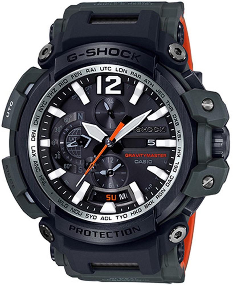 Мужские часы Casio G-Shock GPW-2000-3AER