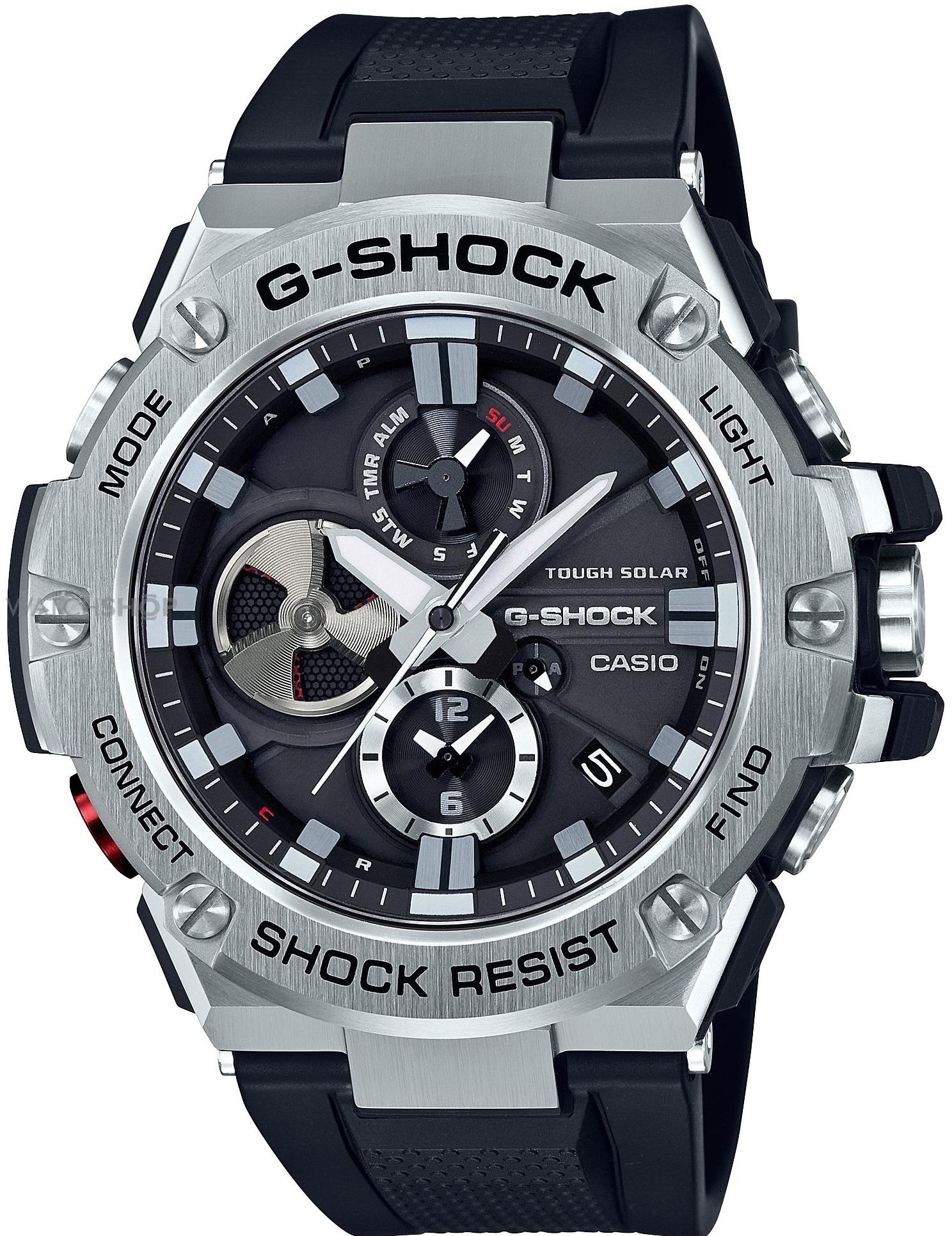 Мужские часы Casio G-Shock GST-B100-1AER