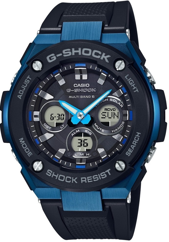 Титановые наручные часы Casio, Jean Marcel, Taller