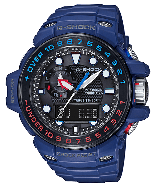 Мужские часы Casio G-Shock GWN-1000H-2AER
