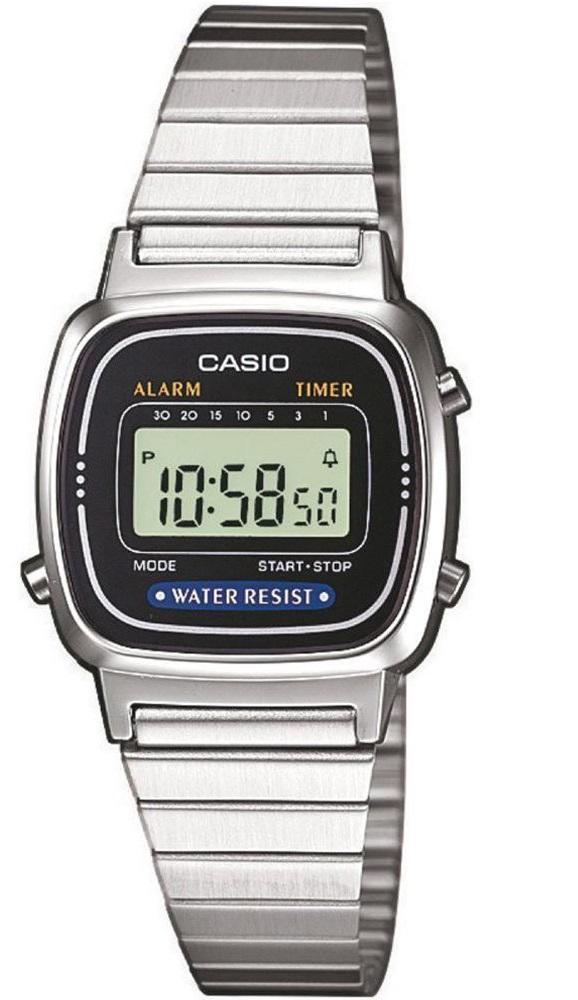 Женские часы Casio Ladies LA670WEA-1EF