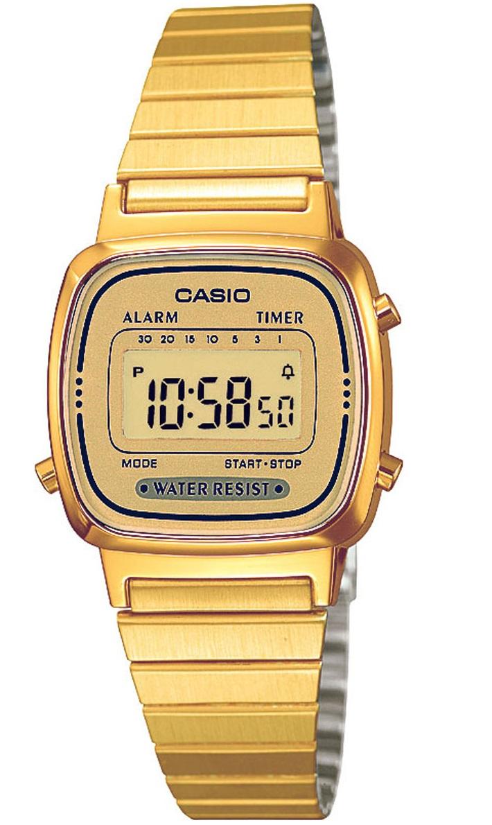 Женские часы Casio Ladies LA670WEGA-9EF