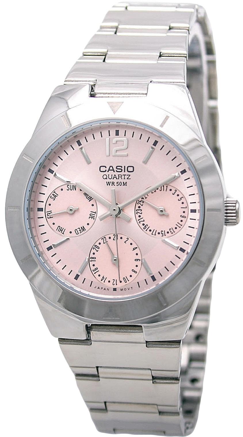 Оригинальные часы Casio Ladies LTP-2069D-4AVEF