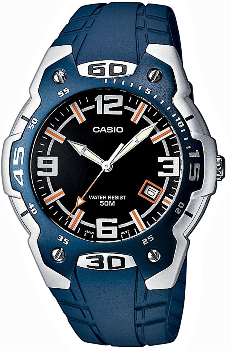 Мужские часы Casio Standard MTR-102-1A2VEF