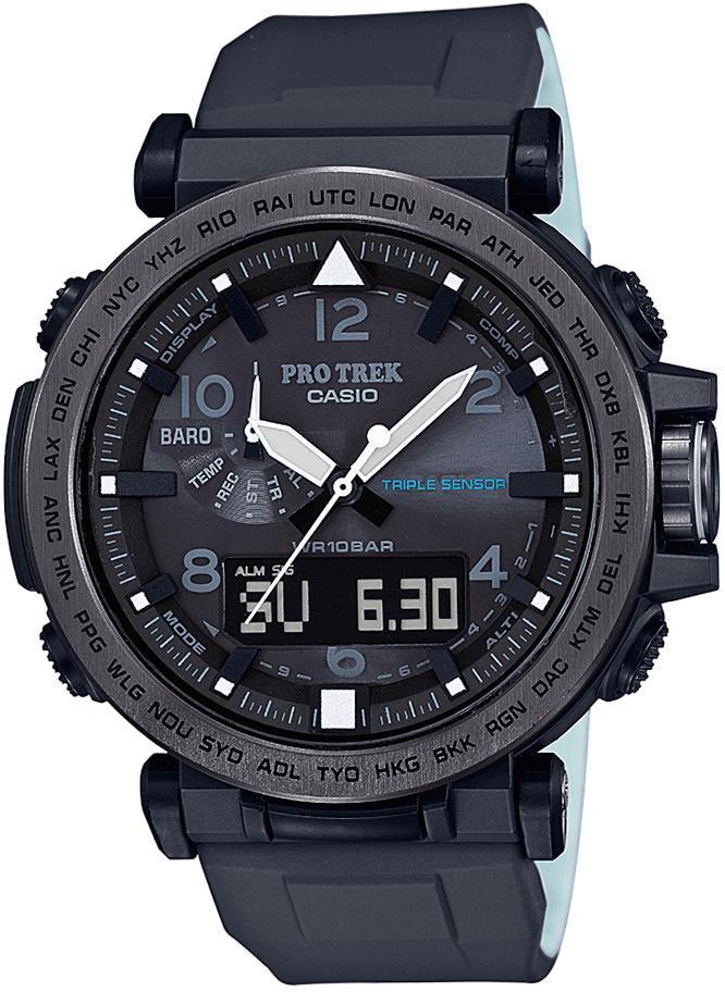 Мужские часы Casio Pro-trek PRG-650-1ER