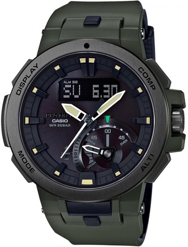 Мужские часы Casio Pro-trek PRW-7000-3ER