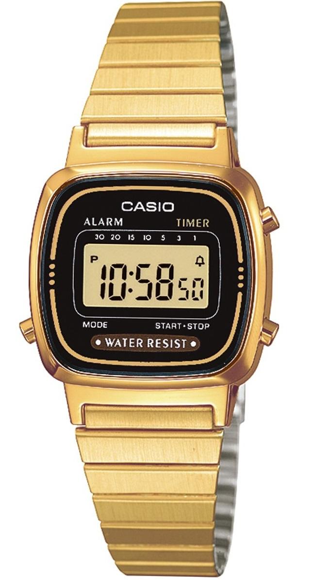 Женские часы Casio Ladies LA670WEGA-1EF