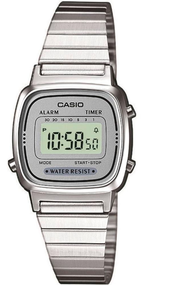 Женские часы Casio Ladies LA670WA-7SDF