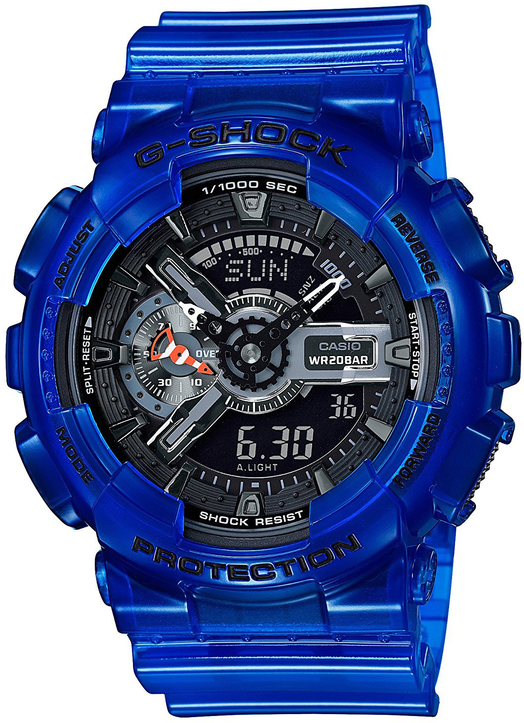 Мужские часы Casio G-Shock GA-110CR-2AER