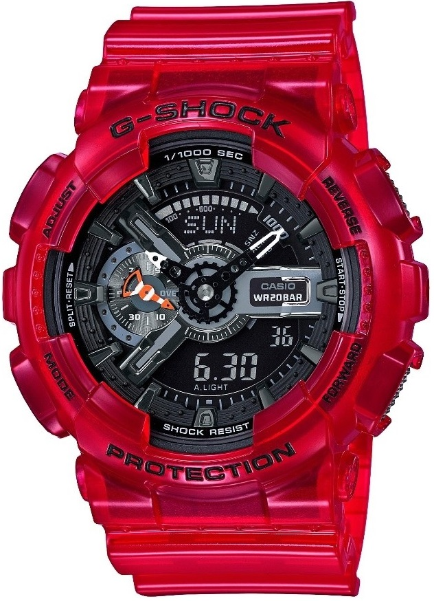 Мужские часы Casio G-Shock GA-110CR-4AER