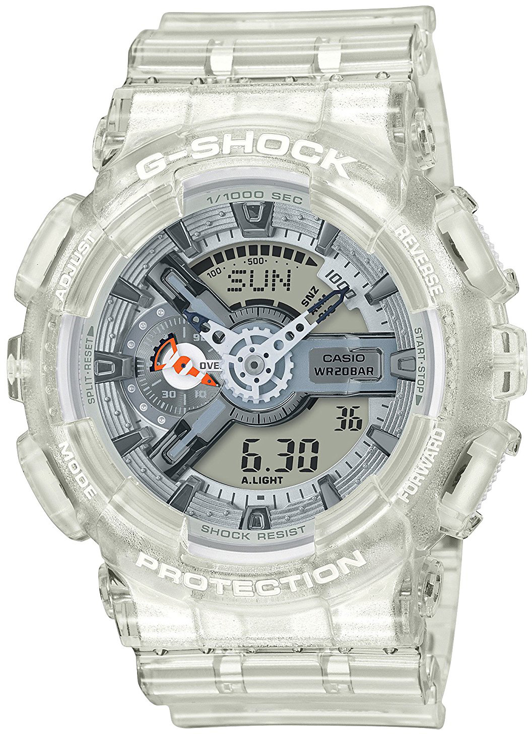 Мужские часы Casio G-Shock GA-110CR-7AER