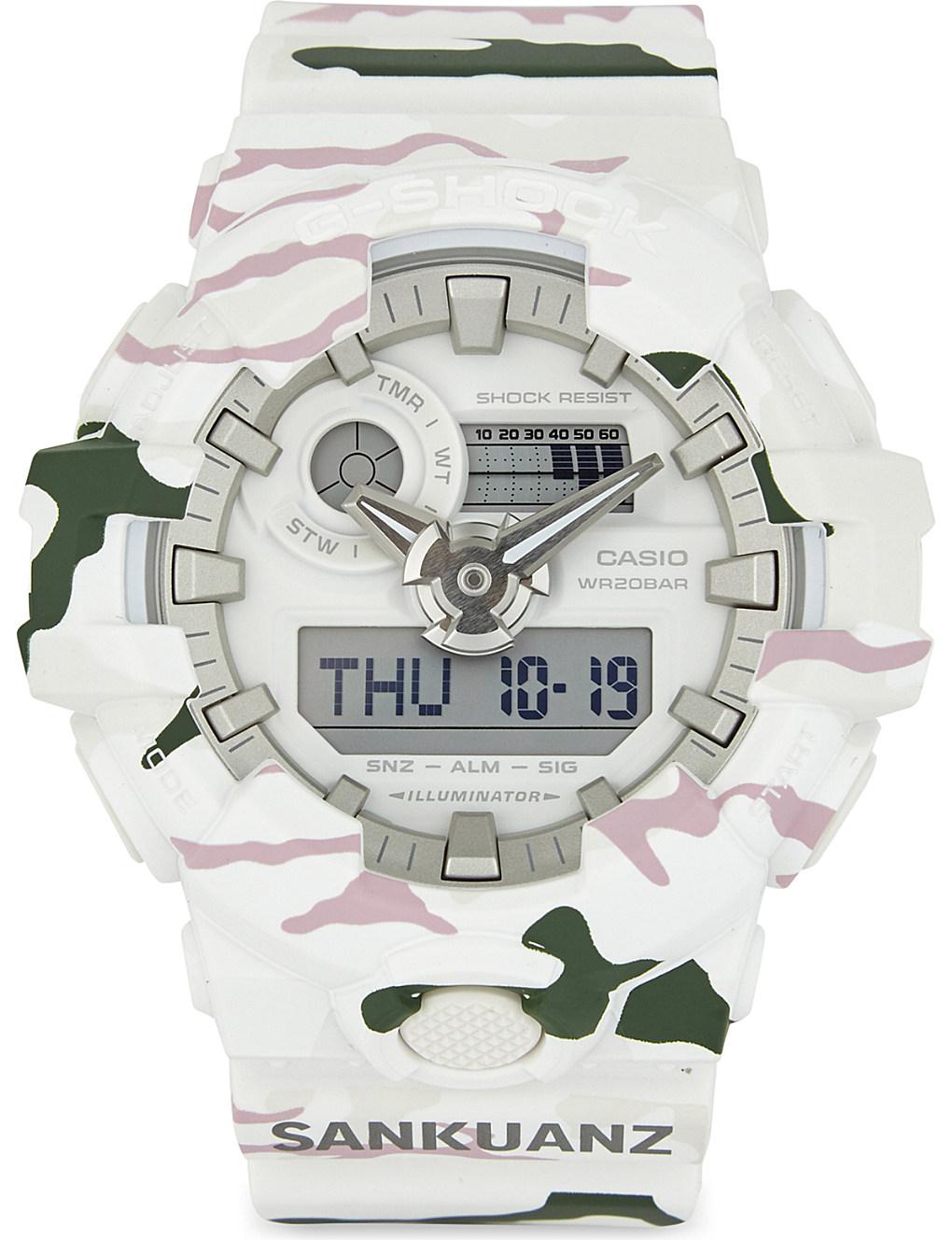Мужские часы Casio G-Shock GA-700SKZ-7AER