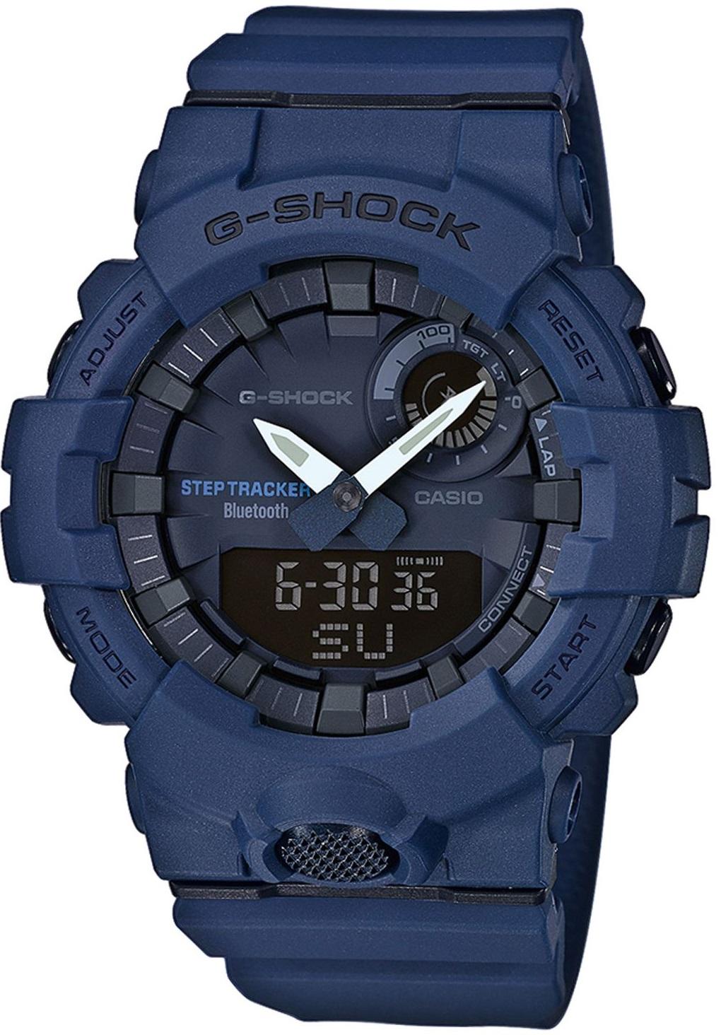 Мужские часы Casio G-Shock GBA-800-2AER