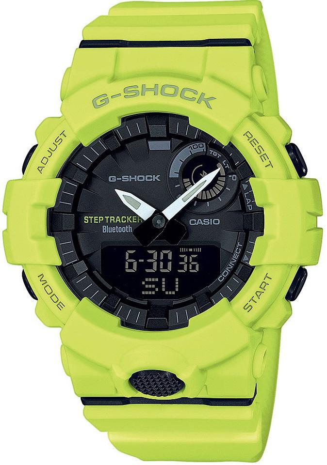Мужские часы Casio G-Shock GBA-800-9AER