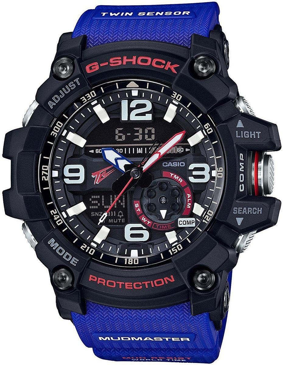 Мужские часы Casio G-Shock GG-1000TLC-1AER