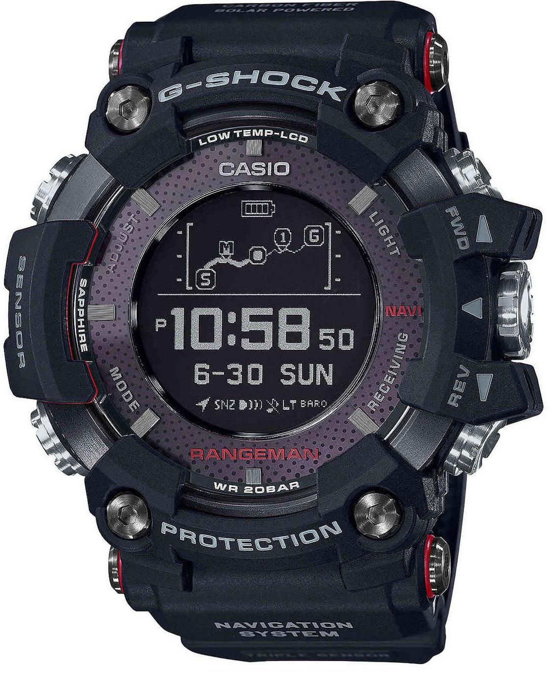 Мужские часы Casio G-Shock GPR-B1000-1ER
