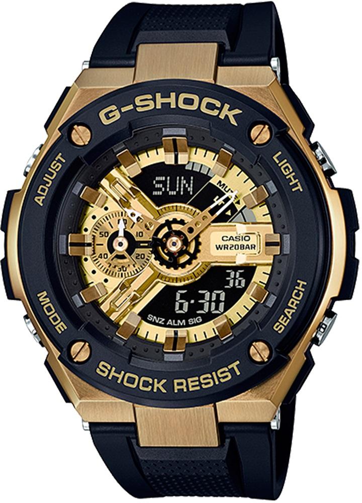 Мужские часы Casio G-Shock GST-400G-1A9ER