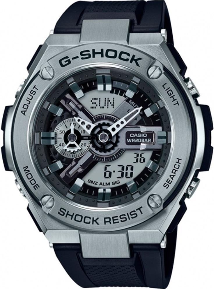 Мужские часы Casio G-Shock GST-410-1AER