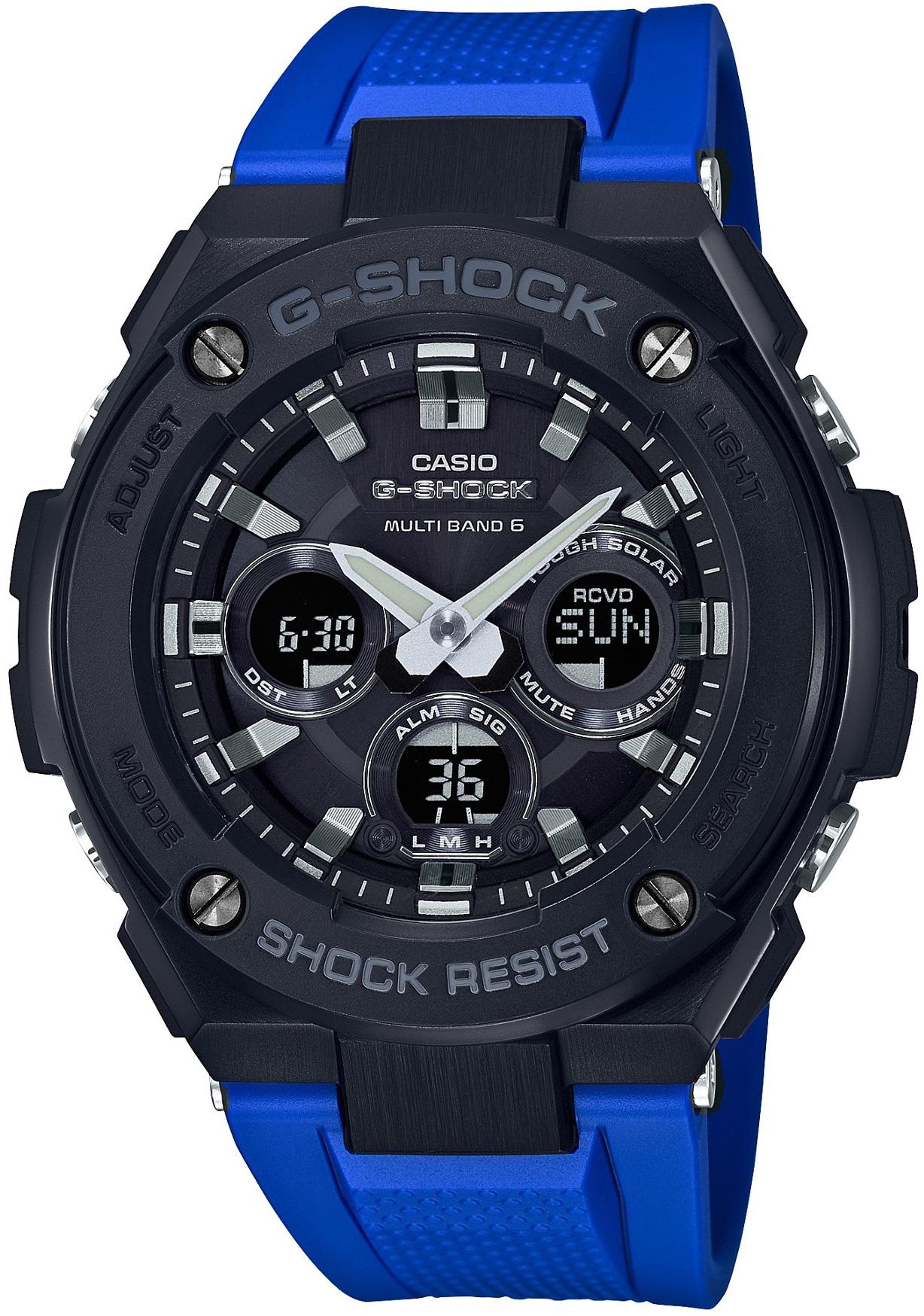 Мужские часы Casio G-Shock GST-W300G-2A1ER