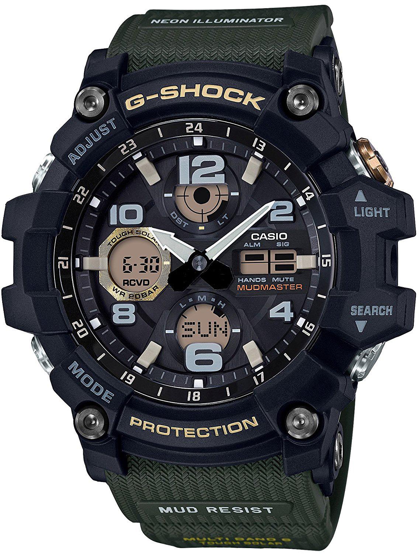 Мужские часы Casio G-Shock GWG-100-1A3ER