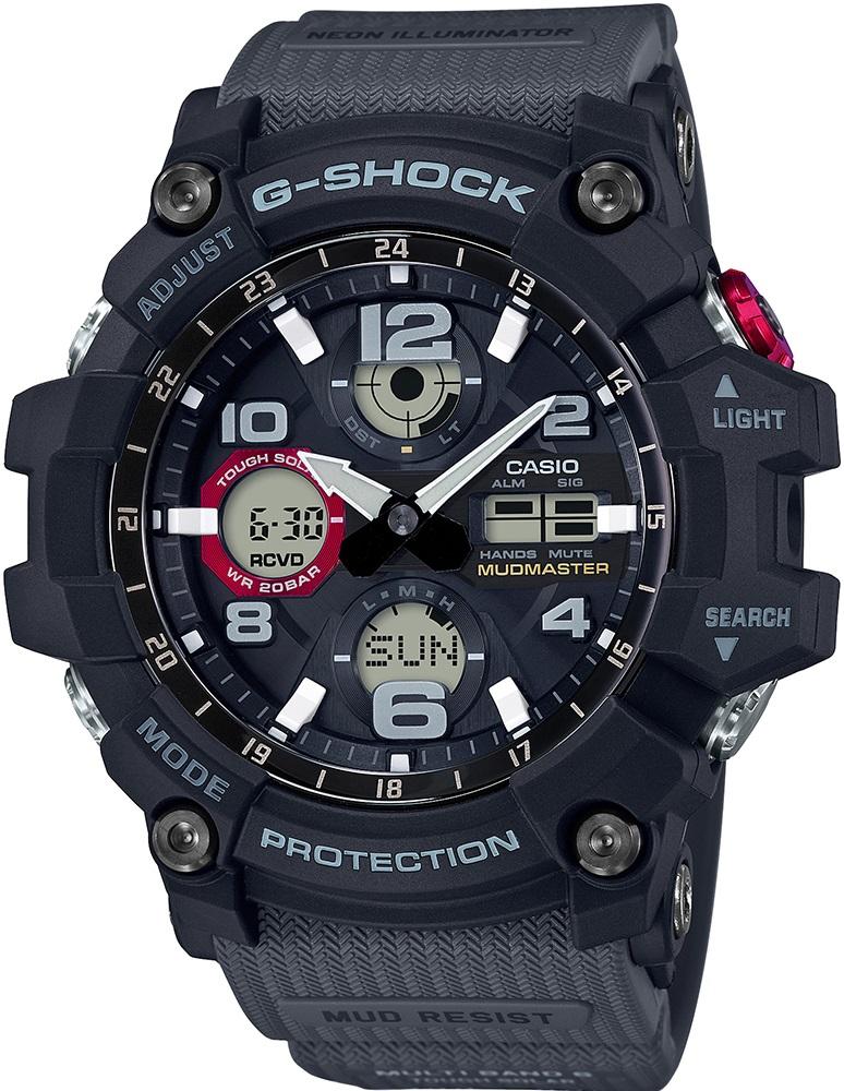 Мужские часы Casio G-Shock GWG-100-1A8ER