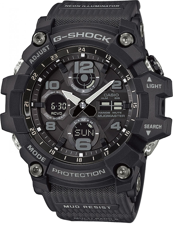 Мужские часы Casio G-Shock GWG-100-1AER