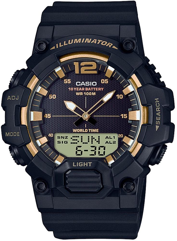 Мужские часы Casio Standard HDC-700-9AVEF