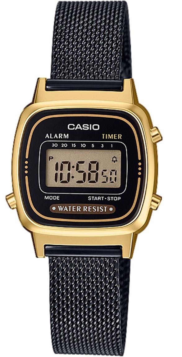 Женские часы Casio Ladies LA670WEMB-1EF