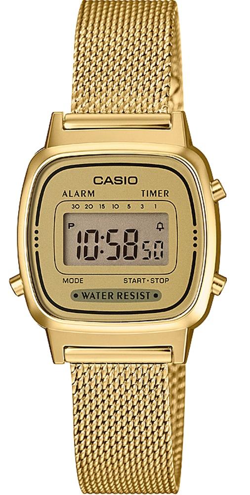 Женские часы Casio Ladies LA670WEMY-9EF