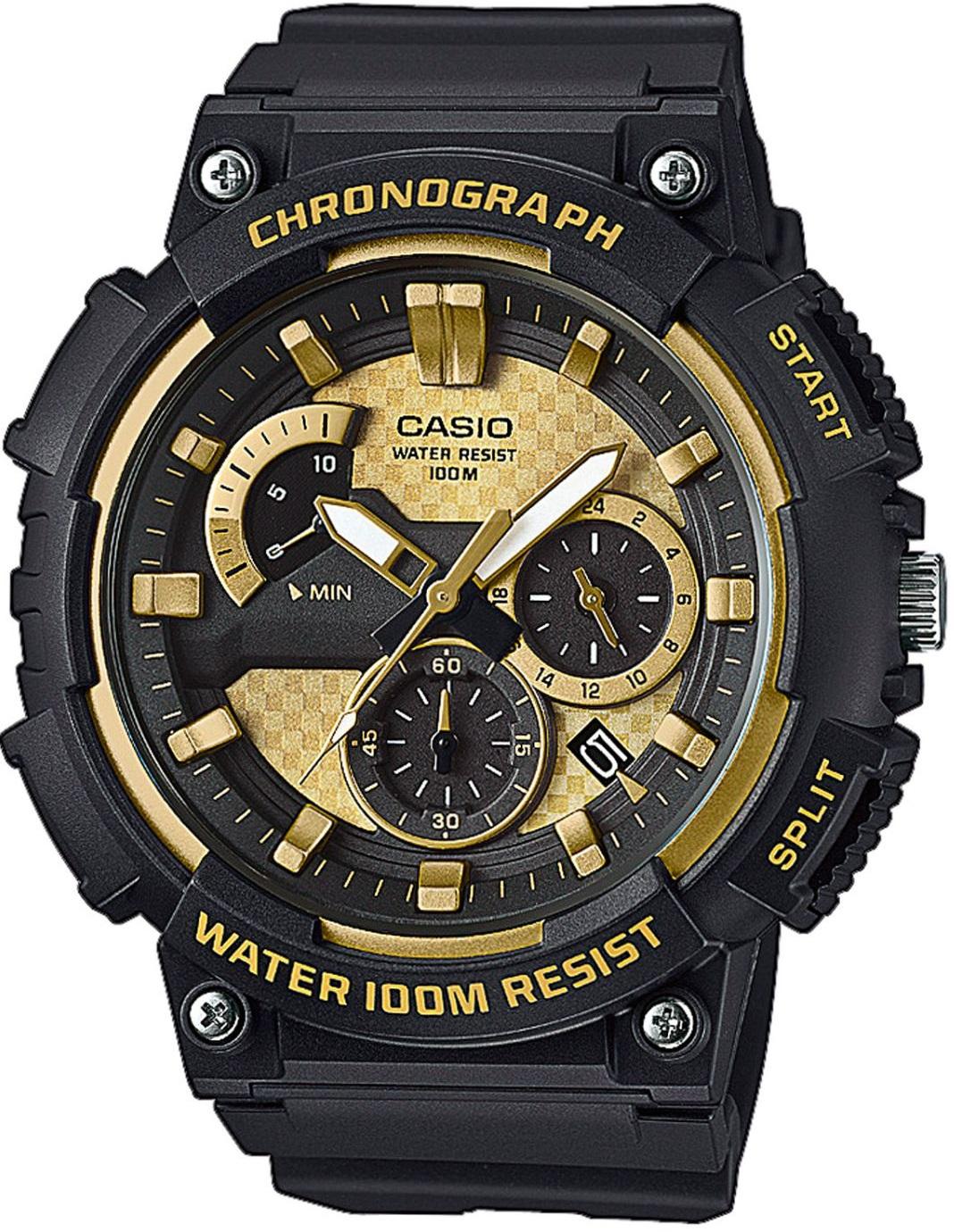 Мужские часы Casio MCW-200H-9AVEF