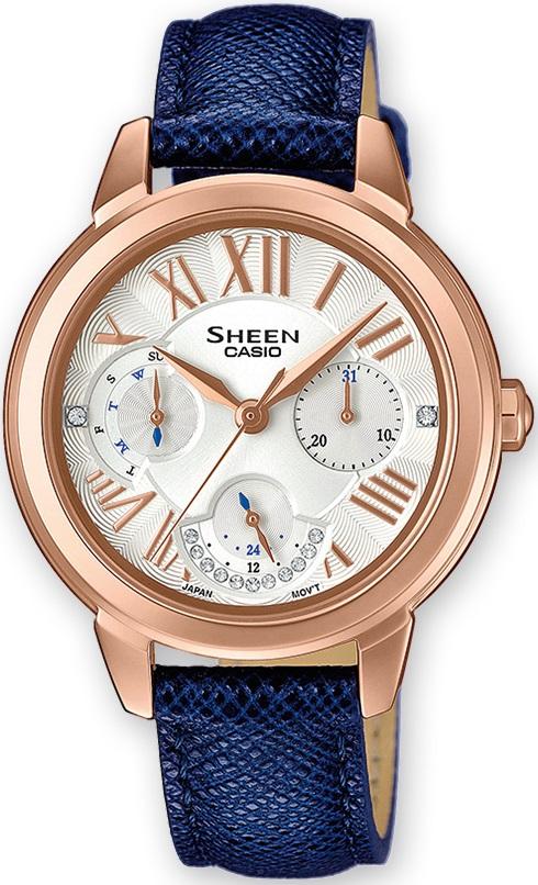 Женские часы Casio Sheen SHE-3059PGL-7BUER