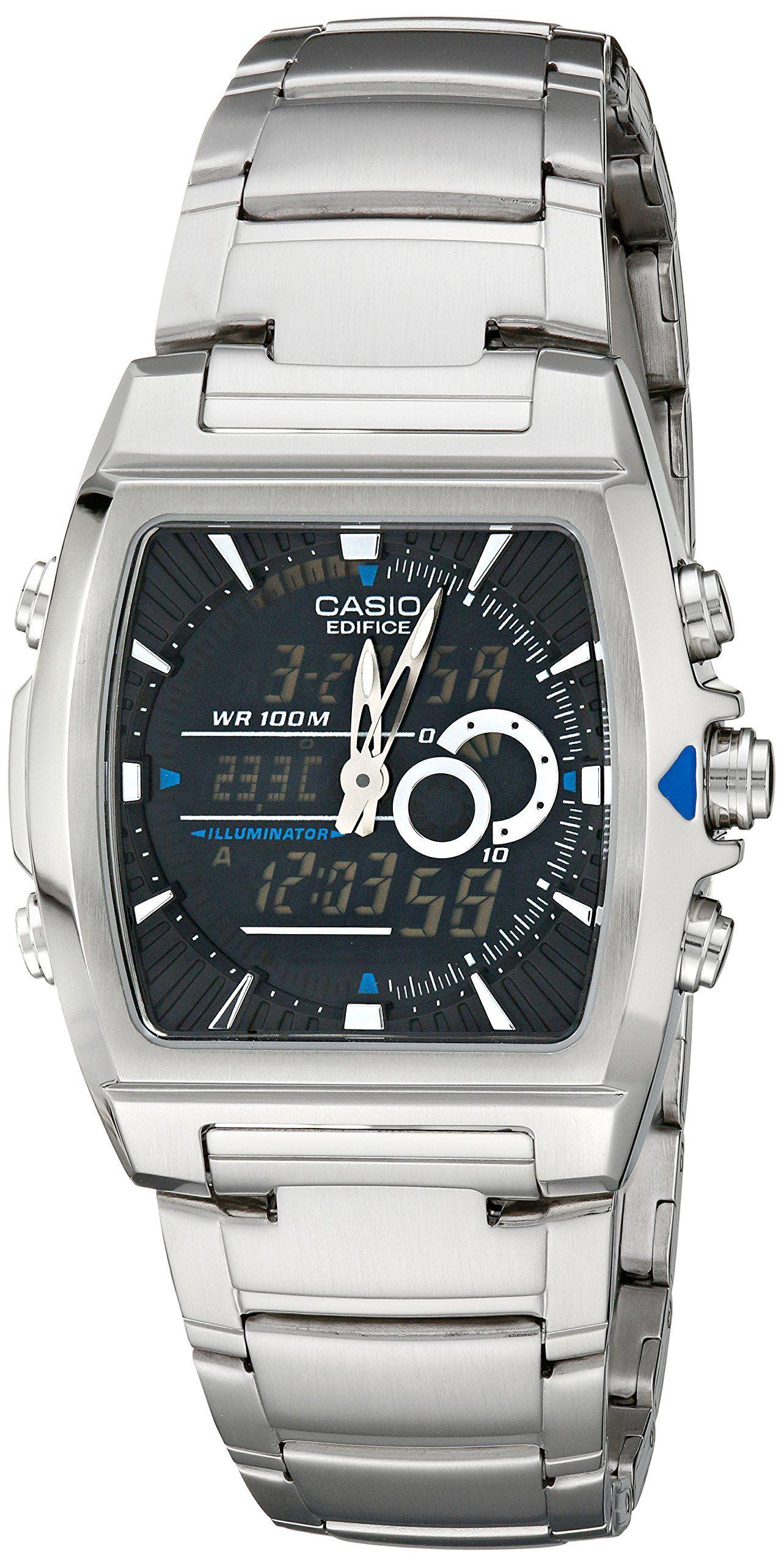 Оригинальные часы Casio Edifice EFA-120D-1AVEF