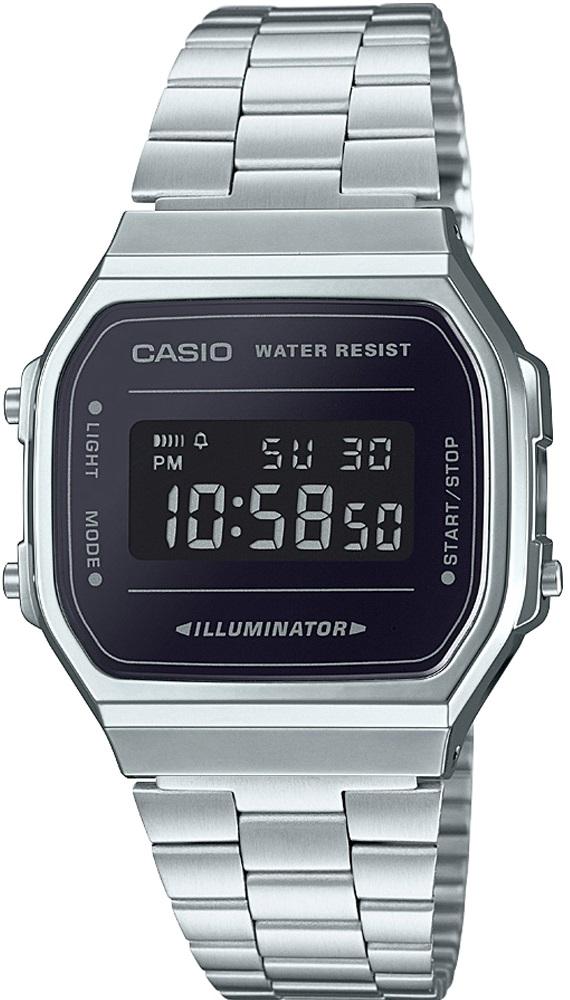 Мужские часы Casio Standard A168WEM-1EF