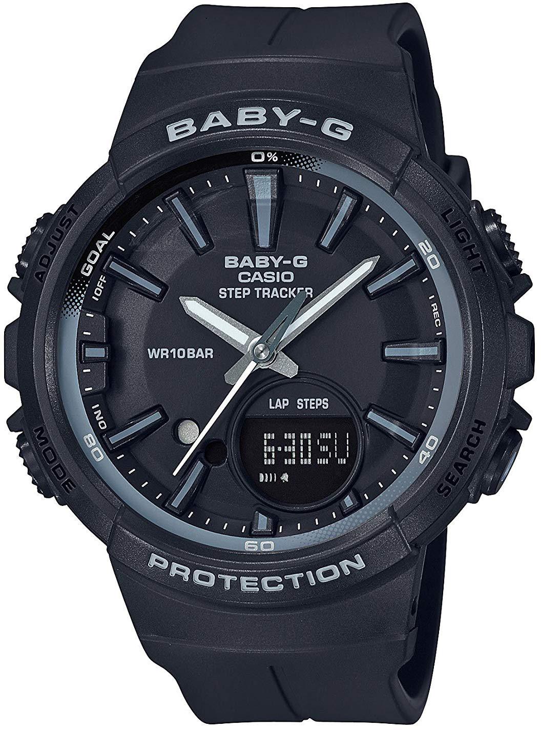 Женские часы Casio Baby-G BGS-100SC-1AER
