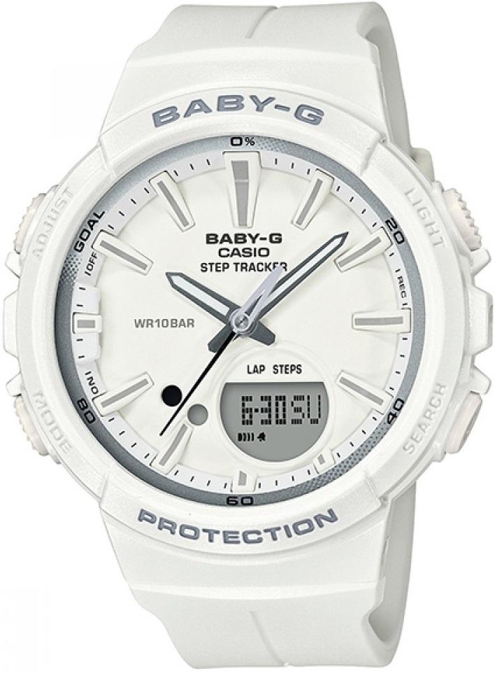 Женские часы Casio Baby-G BGS-100SC-7AER