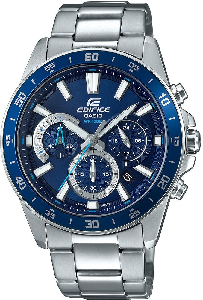 Мужские часы Casio Edifice EFV-570D-2AVUEF