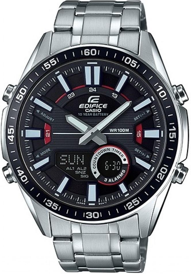 Мужские часы Casio Edifice EFV-C100D-1AVEF