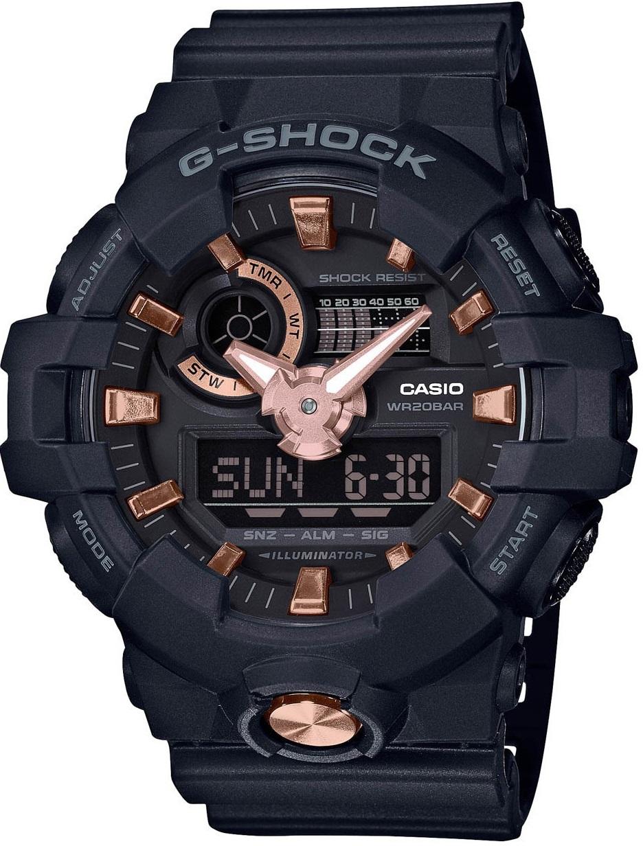 Мужские часы Casio G-Shock GA-710B-1A4ER