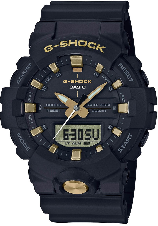 Мужские часы Casio G-Shock GA-800SC-6AEF