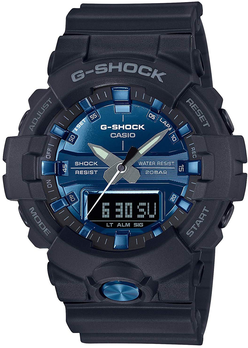 Мужские часы Casio G-Shock GA-810MMB-1A2ER