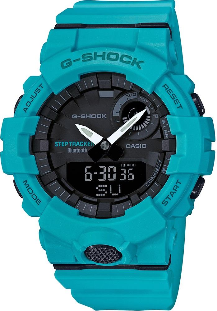 Мужские часы Casio G-Shock GBA-800-2A2ER