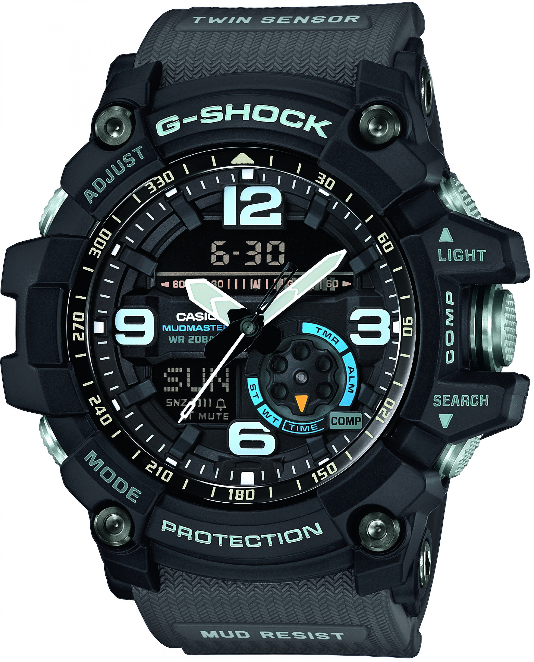 Мужские часы Casio G-Shock GG-1000-1A8ER