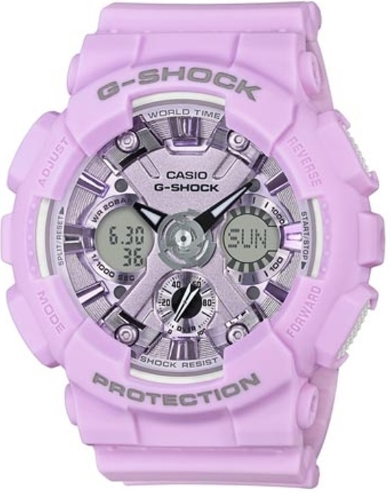 Мужские часы Casio G-Shock GMA-S120DP-6AER
