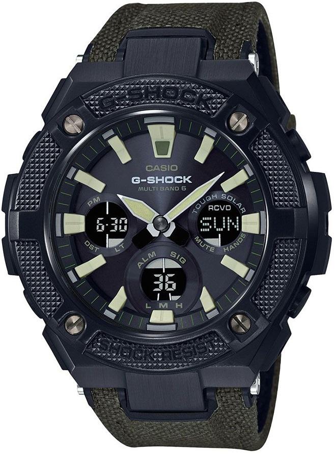 Мужские часы Casio G-Shock GST-W130BC-1A3ER